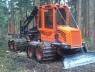 HSM Rückezug 208 Forwarder Verbrauchsoptimierung