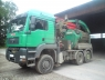 MAN TGS 480 JENZ Holzhacker Chiptuning mit TÜV Eintragung