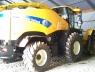 New Holland FR9090 V8 Verbrauchsoptimierung Chiptuning